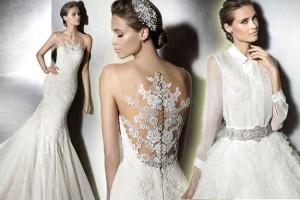 Suknia ślubna w stylu boho, jako trend na 2016 rok